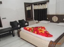 Hotel Ganga Palace, Deoghar (рядом с городом Jhā Jhā)
