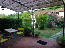 deliziosa casa di campagna, Lucca (Ripafratta yakınında)