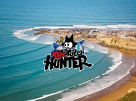 Tidehunter Surf House