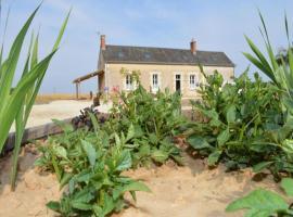 House La ferme de lessay, Channay-sur-Lathan