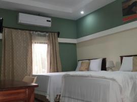 Hotel uala, Choluteca (рядом с городом Nacaome)