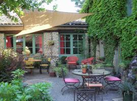 L'Auberge des Collines, Granges-Les-Beaumont (рядом с городом Chanos-Curson)