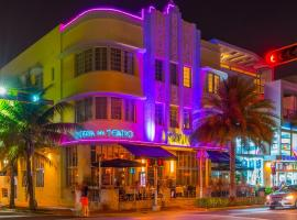 The Marlin Hotel, Miami Beach