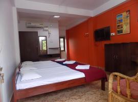 Hotel Park, Порт-Блэр (рядом с городом Pluto Island)
