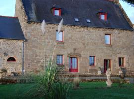 Au Domaine de Rimou, Rimoux (рядом с городом Saint-Rémy-du-Plain)
