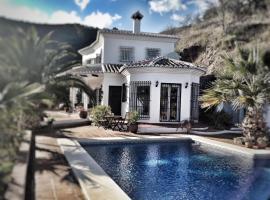 Luxury Villa Sol, Аренас (рядом с городом Лас-Касильяс)