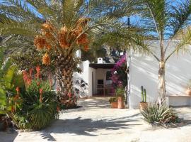 Casa Palmera, Carboneras