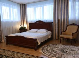 Fitness Hotel Petrovskiy