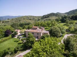 Villa Il Trebbio, Cortona