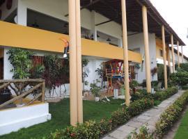 Hotel Pousada Vento Leste, Vila Velha