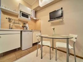 Apartment near Academy of Arts and Blagovechensky bridge