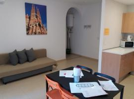 Apartaments Mont-roig 36, Бадалона