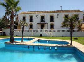 Hacienda Santa Ana 1721, Torreblanca de los Caños (Hacienda de Tarazona yakınında)