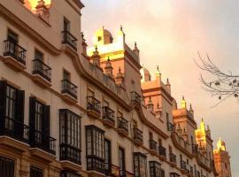 The 10 best apartments in c diz spain - Casa patio del panadero ...