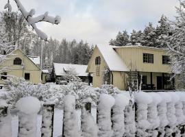 Männi Farm Holiday House, Eoste (Kiidjärve yakınında)