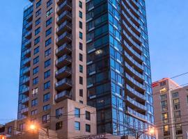 Hotel BLU, Vancouver
