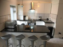 Marine Lake apartment, West Kirby (рядом с городом Thurstaston)