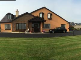 Seanor House Bed & Breakfast, Ballybunion (рядом с городом Lisselton)