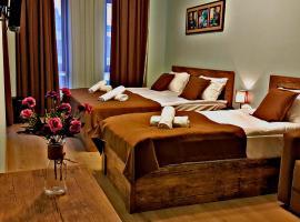 Hotel Holiday Villa, Tbilisi City