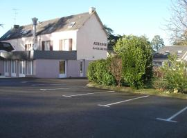 Auberge du Calvaire, Pontchâteau (рядом с городом Balasson)
