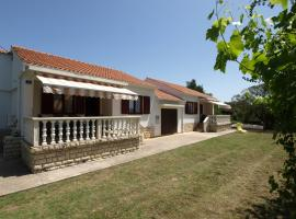 Holiday House Metikoš, Ugljan (рядом с городом Sestrunj)