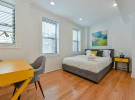 Two-Bedroom, One-Bath in North End