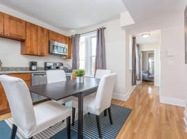Three-Bedroom Apt in the North End