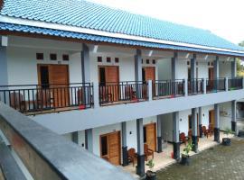 Hotel Jaya Wonosari, Wonosari (рядом с городом Duwet)