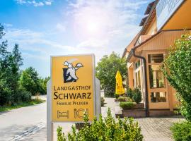 Landgasthof Schwarz, Windsbach (Dechendorf yakınında)