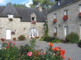La Belangerie, Melrand (рядом с городом Saint-Nicolas)