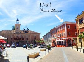 Hostal Plaza Mayor