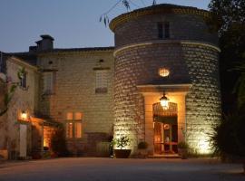 Chateau Germaine, Le Broc (рядом с городом Revest-les-Roches)