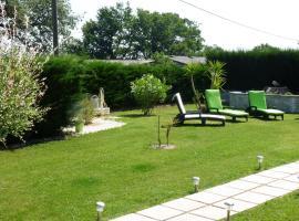 Chambre Bel Air, Pimbo (рядом с городом Sarron)