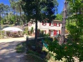 Village de gîtes Ravel, Saint-Jean-du-Gard