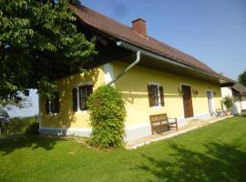 Ferienhaus Gründl, Leibnitz (Seggauberg yakınında)