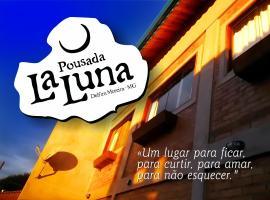 Pousada La Luna, Delfim Moreira