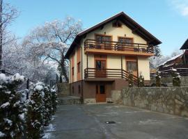 Casa Teju 2, Slănic