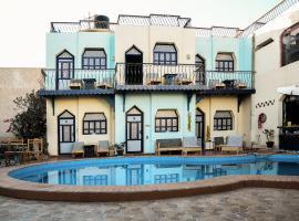 Monica Hotel, Дахаб