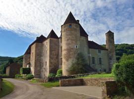Chateau de Balleure, Étrigny (рядом с городом La Chapelle-sous-Brancion)