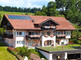 Landhaus Wertach, Wertach (Hinterschneid yakınında)