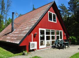Three-Bedroom Holiday Home in Asaa, Aså