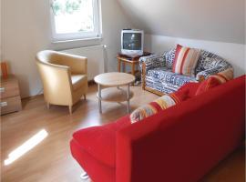 Studio Apartment in Winterberg-Mollseifen, Winterberg (Mollseifen yakınında)