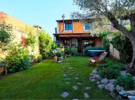 Holiday home Calle Cuevas, Chozas de Abajo (Ribaseca yakınında)