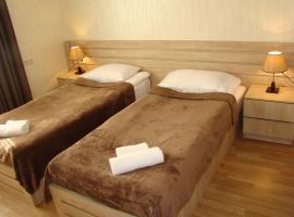 Hotel Shumeri, Местия
