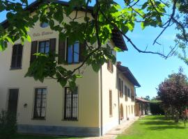 Villa Bottera, Riforano (Murazzo yakınında)