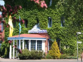 Ringhotel Landhaus Gardels, Sankt Michaelisdonn (Kuden yakınında)