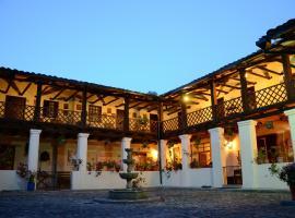 Hacienda San Isidro De Iltaqui, Cotacachi (Urcusiqui yakınında)