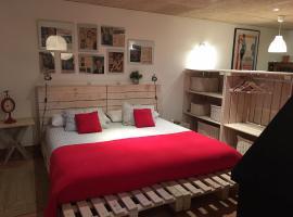 Imma Guest house, Cornellá de Terri (Borgoñá yakınında)