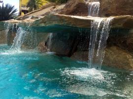 Pousada cachoeira do Sol, Jaboticatubas