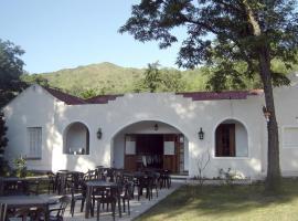 Posadasierrasinn, Santa Rosa de Calamuchita